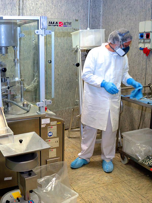 Stabilimento Chimico Farmaceutico Militare Firenze - 12