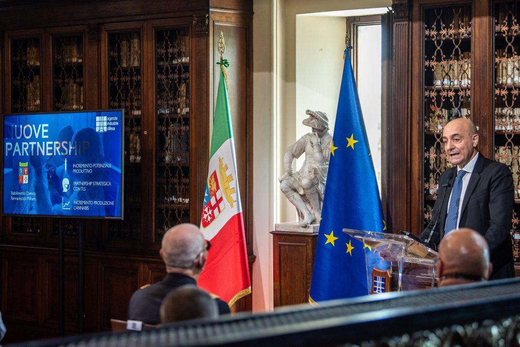 Agenzia Industrie Difesa presenta la nuova governance e il piano di sviluppo industriale 2021-23 - 9