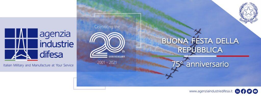 Agenzia Industrie Difesa festeggia i 75 anni della Repubblica - 1