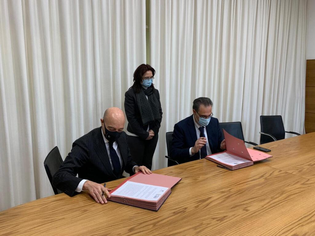 Firmato accordo di collaborazione tra AID e Dipartimento dell'Amministrazione Penitenziaria – Ministero della Giustizia - 1