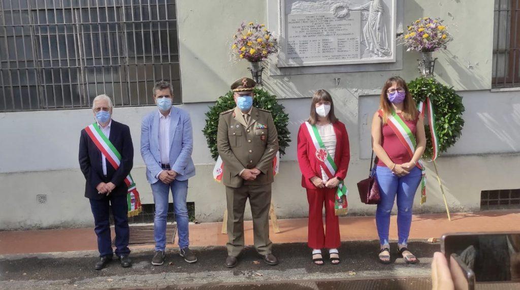 Lo Stabilimento Chimico Farmaceutico Militare di Firenze partecipa alla commemorazione della strage di Castello - 3