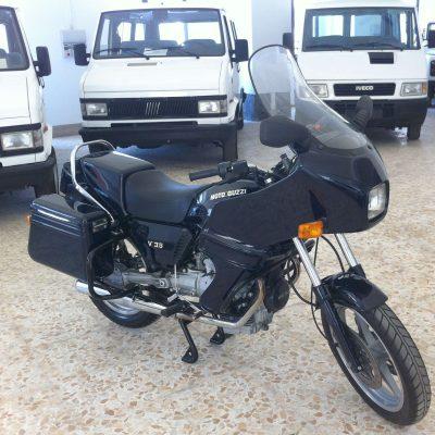 Moto Guzzi revampizzata